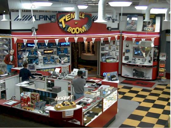 Custom Retail Store Displays
